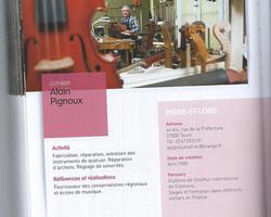 Alain Pignoux - Tours